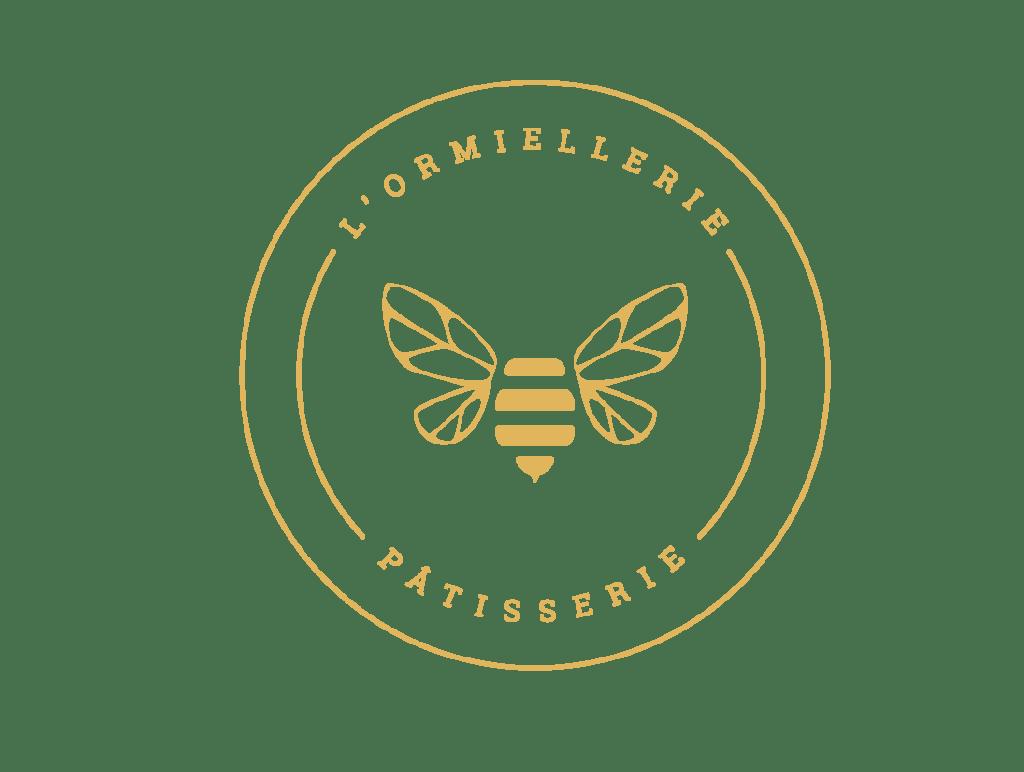 lormiellerie-pâtisserie-marocaine-logo-badge